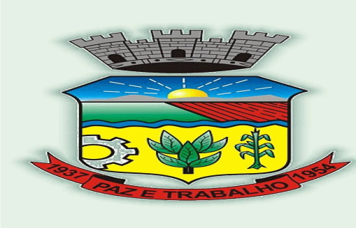 Brasão del município de Horizontina