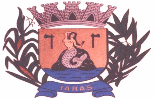 Brasão del município de Iaras