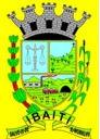 Brasão del município de Ibaiti