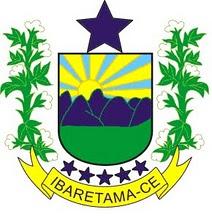Brasão del município de Ibaretama