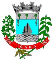Brasão del município de Içara