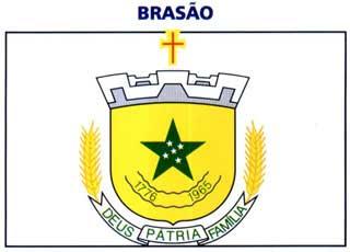Brasão del município de Iguatemi