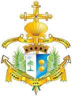 Brasão del município de Ilha Comprida