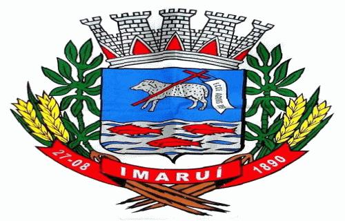 Brasão del município de Imaruí