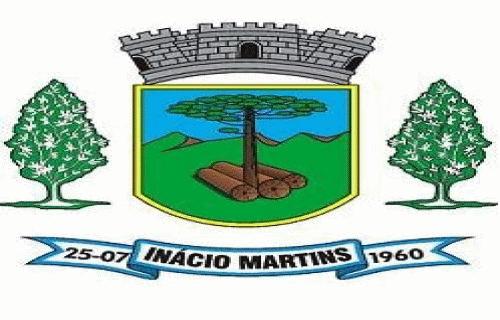 Brasão del município de Inácio Martins