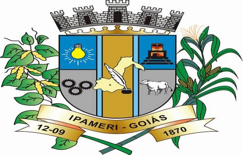 Brasão del município de Ipameri