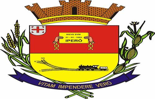 Brasão del município de Iperó