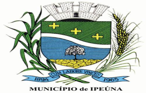 Brasão del município de Ipeúna