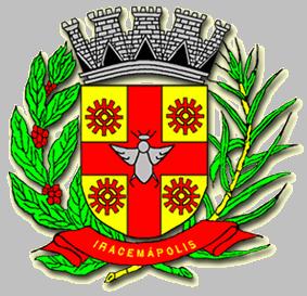 Brasão del município de Iracemápolis
