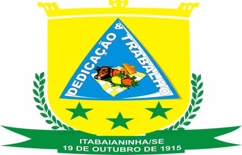 Brasão del município de Itabaianinha