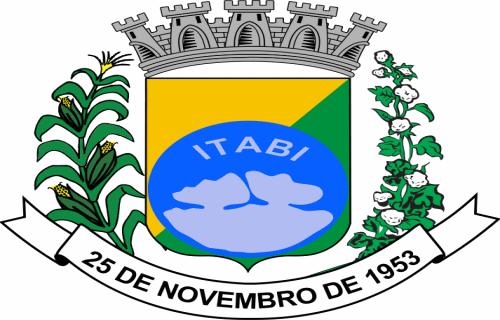 Brasão del município de Itabi
