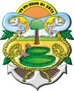Brasão del município de Itacoatiara
