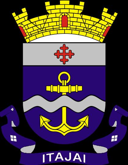Brasão del município de Itajaí