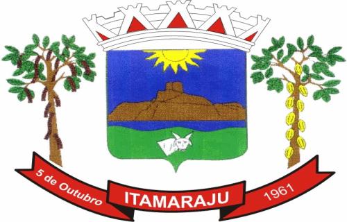 Brasão del município de Itamaraju