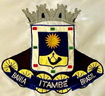 Brasão del município de Itambé