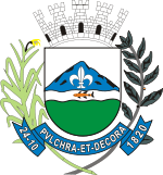 Brasão del município de Itapira