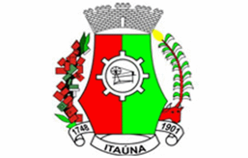 Brasão del município de Itaúna