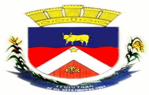 Brasão del município de Ituiutaba