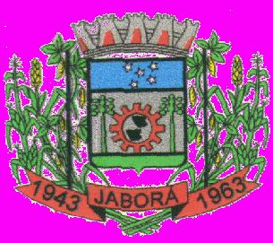 Brasão del município de Jaborá
