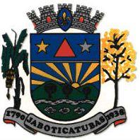 Brasão del município de Jaboticatubas