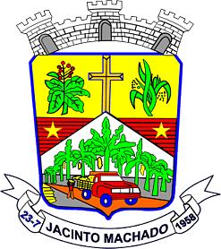 Brasão del município de Jacinto Machado