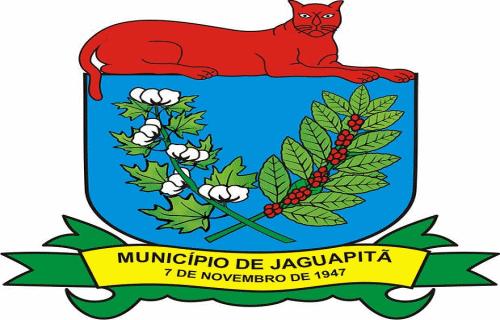 Brasão del município de Jaguapitã