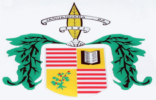 Brasão del município de Jaguaquara