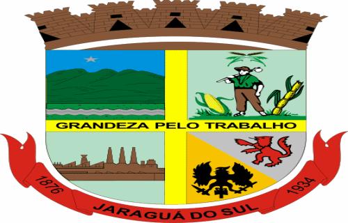 Brasão del município de Jaraguá do Sul