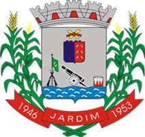 Brasão del município de Jardim