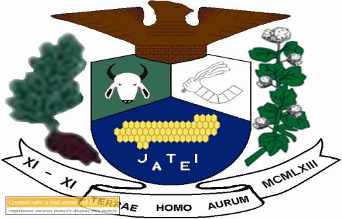 Brasão del município de Jateí