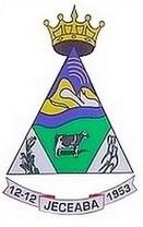 Brasão del município de Jeceaba