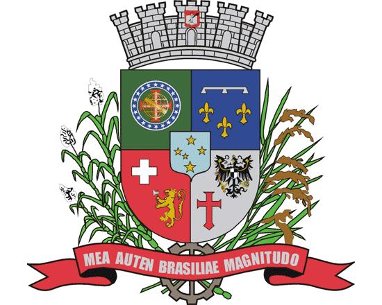Brasão del município de Joinville
