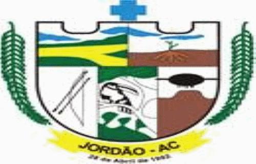 Brasão del município de Jordão