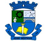 Brasão del município de José Boiteux