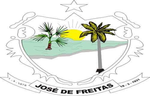 Brasão del município de José de Freitas