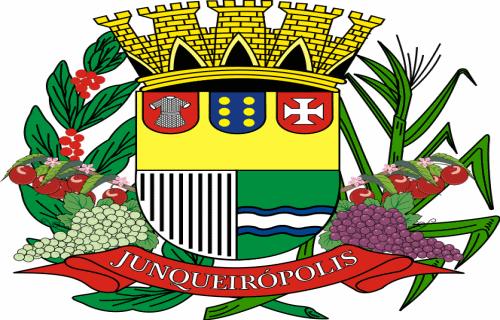 Brasão del município de Junqueirópolis