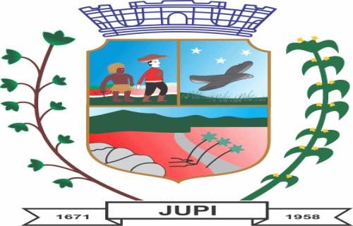 Brasão del município de Jupi
