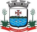 Brasão del município de Lagoa de Dentro