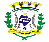 Brasão del município de Laguna Carapã