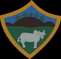 Brasão del município de Lajedão