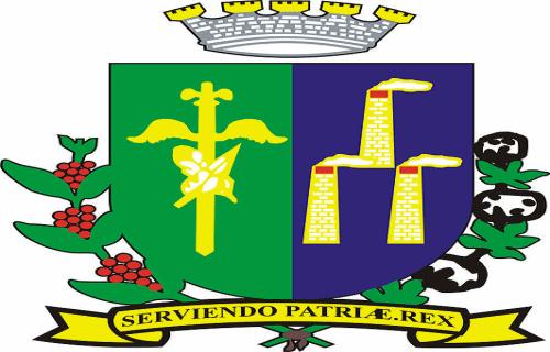 Brasão del município de Laranjal Paulista