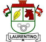 Brasão del município de Laurentino