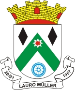 Brasão del município de Lauro Muller