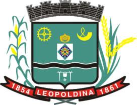 Brasão del município de Leopoldina