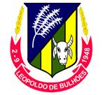 Brasão del município de Leopoldo de Bulhões