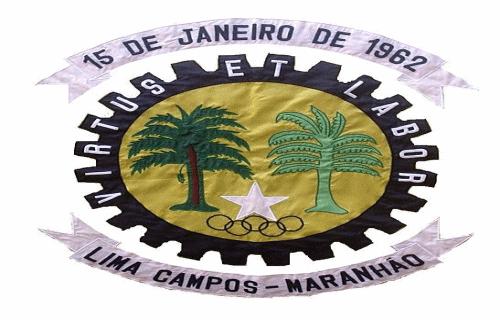 Brasão del município de Lima Campos