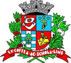 Brasão del município de Lins