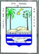 Brasão del município de Luís Correia