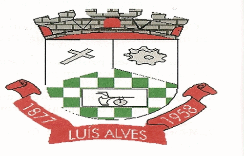 Brasão del município de Luiz Alves