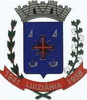 Brasão del município de Luiziânia